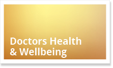 Doctors Health and Wellbeing