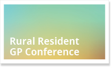Doctors Rural Resident GP Conference